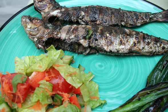 barbecued-sardines-cooked