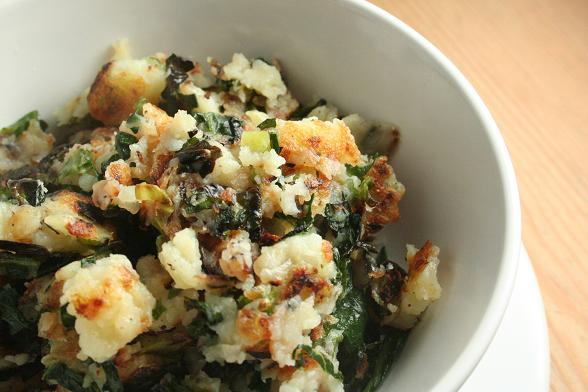 bubble-and-squeak-lunch