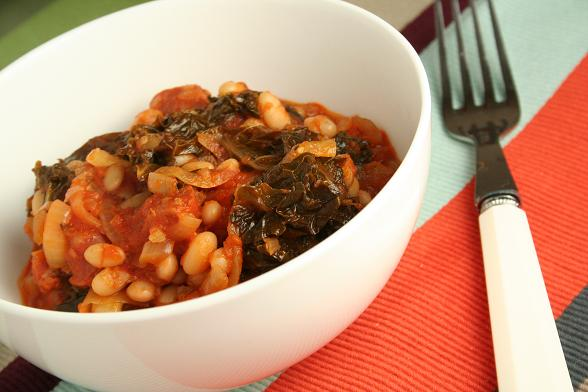 chorizo-beans-and-kale