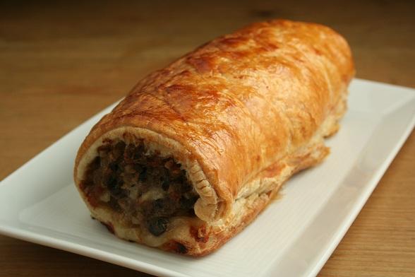 haggis-sausage-roll