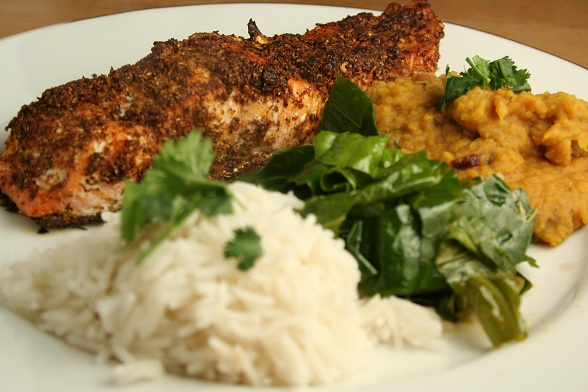 7 Comments To Indian Style Baked Salmon