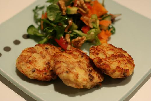 Smoked Mackerel Fishcakes Dinner Diary