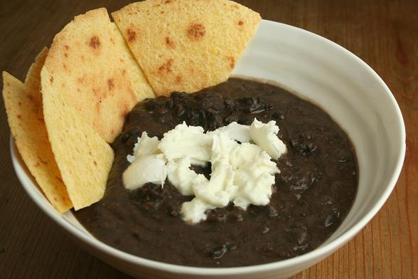 Shepherd's Black Bean Soup Recipes — Dishmaps