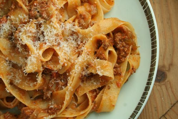 pappardelle-with-bolognaise