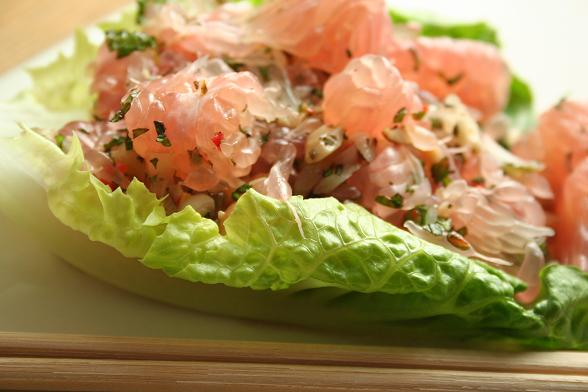 pomelo-salad