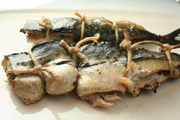 salsa-verde-barbecued-mackerel