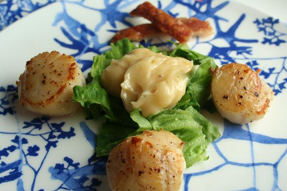 scallops-and-crackling