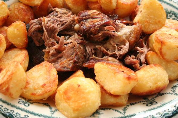 slow-roast-shoulder-of-lamb-with-potatoes