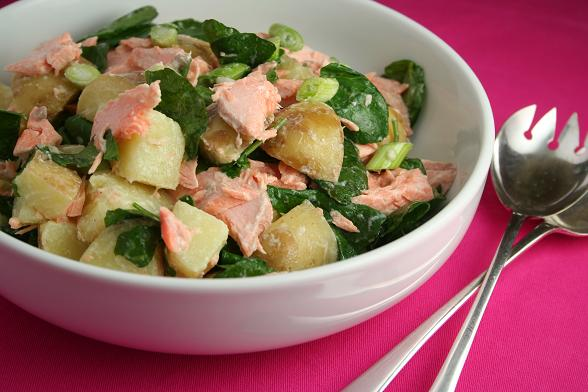 trout-watercress-and-potato-salad
